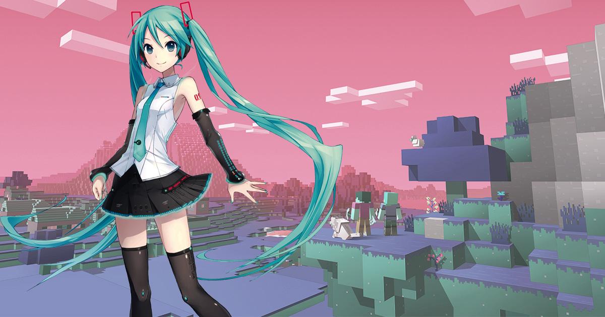 Miku Created Minecraft: How queer Vocaloid fandom brought a
